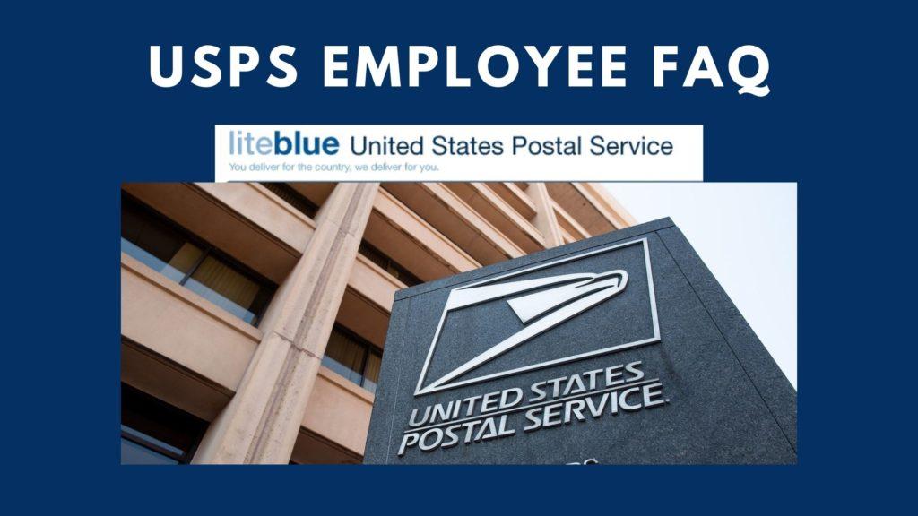 usps employee faq
